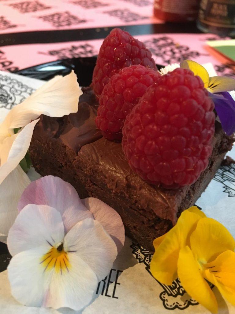 vegan kek