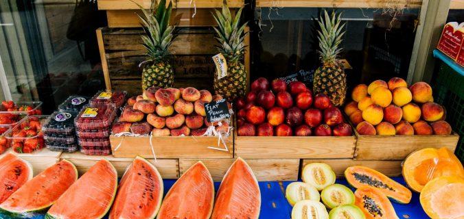 organik sebze meyve
