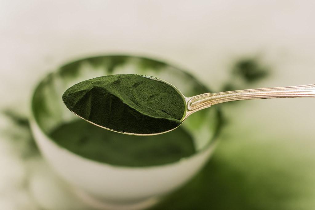 Spirulina kanda demir eksikliği durumunda tüketebileceğimiz bir gıdadır