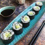 evde sushi tarifi
