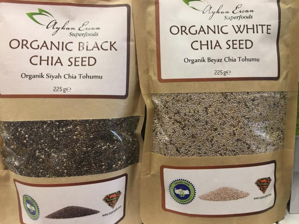 çiya tohumu nedir? beyaz ve siyah çiya tohumları
