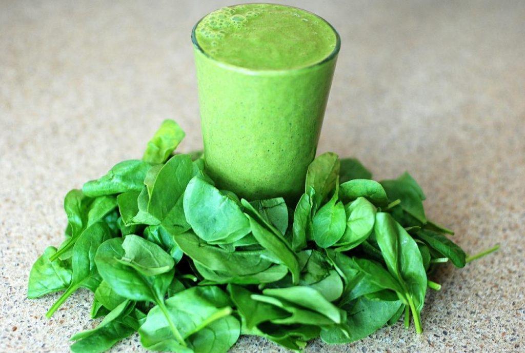 omega 3 nasıl alınmalı, mesela ıspanak ile smoothie yaparak
