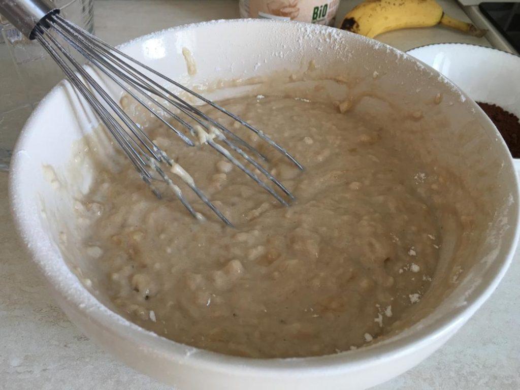 sütsüz yumurtasız kek karışımı