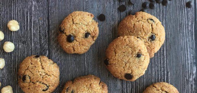 çikolata damlalı kurabiye tarifi