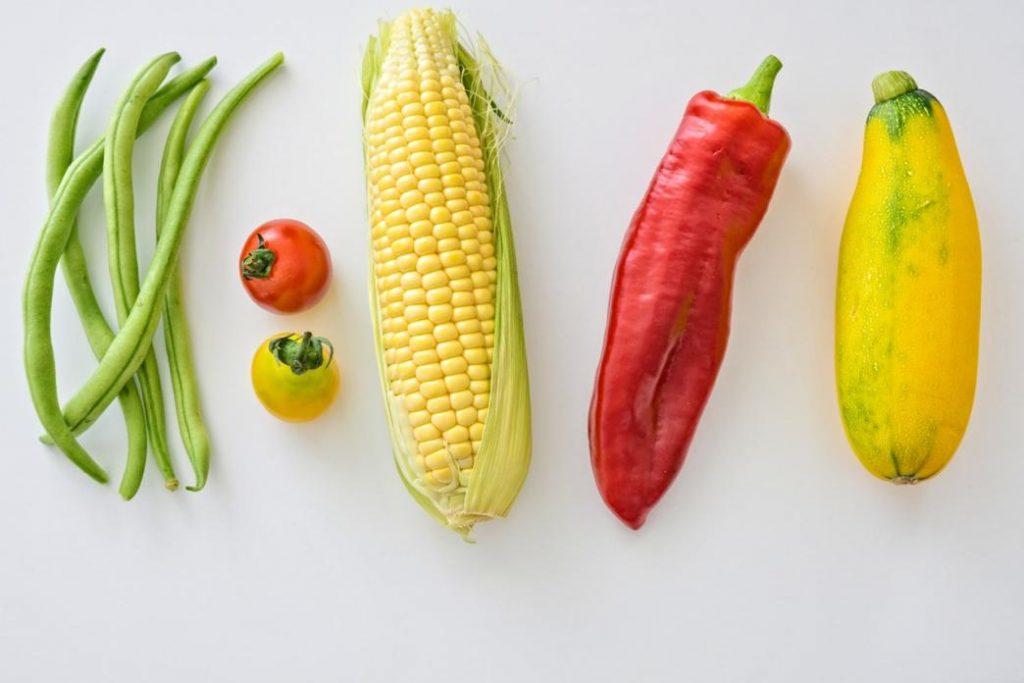 eylül ayı sebze ve meyveleri: sonbahar sebzeleri nelerdir; fasulye, mısır, biber, kabak