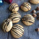 vegan tahinli kurabiye