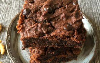 vegan brownie tarifi resmi