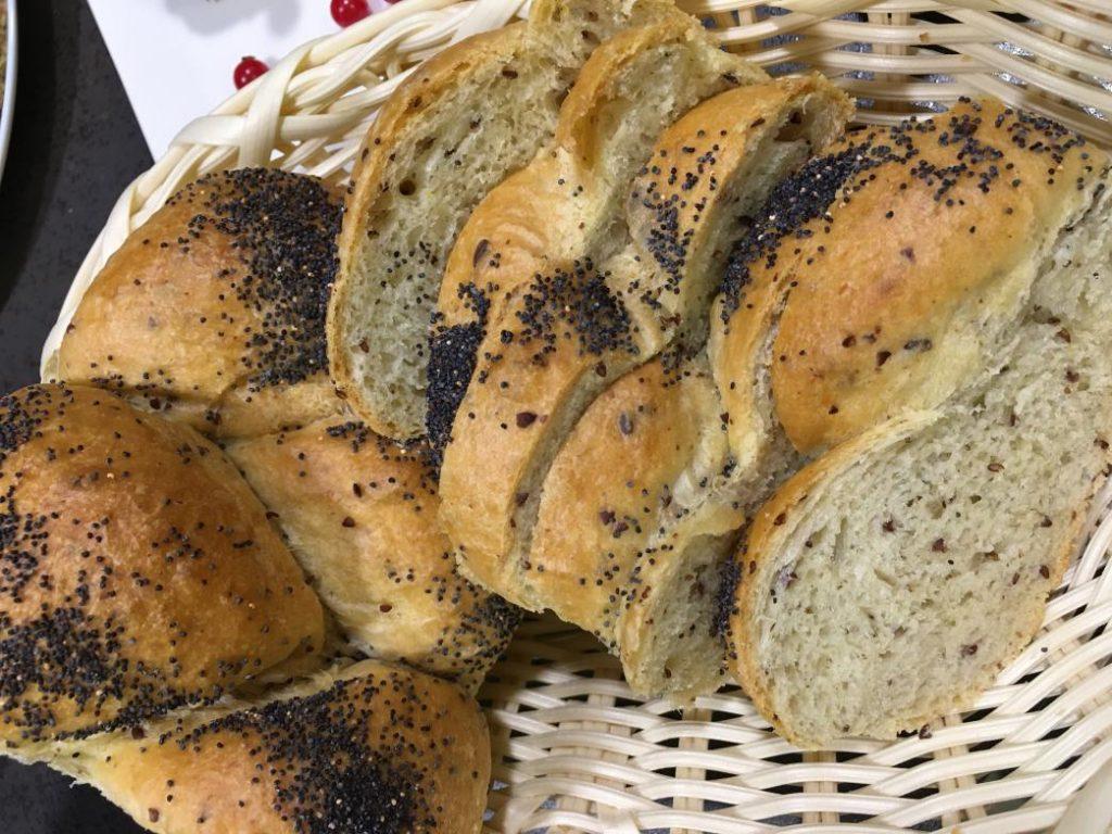 sepette fransız ekmeği