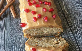 vegan havuçlu kek